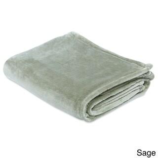 Berkshire Blanket Decorative Velvety Soft Plush Throw