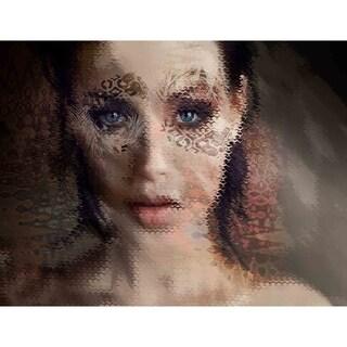 """""""Eyes"""" by Mike Calascibetta, Canvas Giclee Wall Art"""