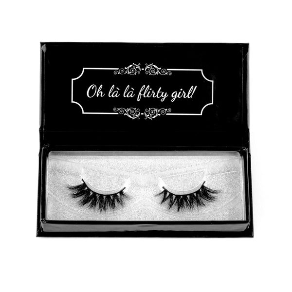 Shop Coquette Chronicles False Mink Eyelashes Jolie Ships To