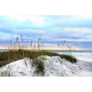 """Beach dunes at Sunrise"" by Glenn Martin, Canvas Giclee Wall Art Print"