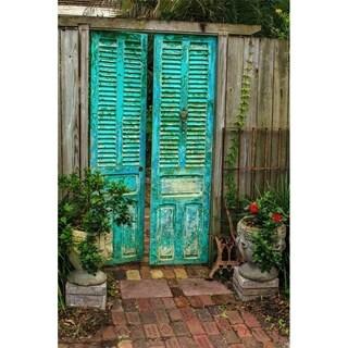 """Enchanted Door"" by Glenn Martin, Canvas Giclee Wall Art Print"