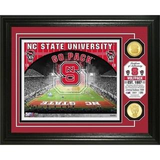 North Carolina State University Bronze Coin Photo Mint - Multi-color