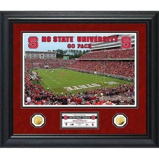 North Carolina State University Special Edition Gold Coin Photo Mint - Multi-color