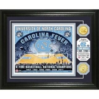University of North Carolina Bronze Coin Photo Mint - Multi-color