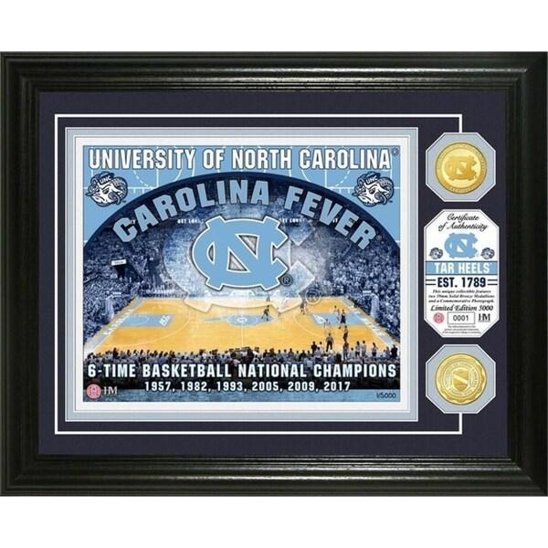 Shop University of North Carolina Bronze Coin Photo Mint - Multi-color - Free  Shipping Today - Overstock.com - 17975865 1ad1e9783