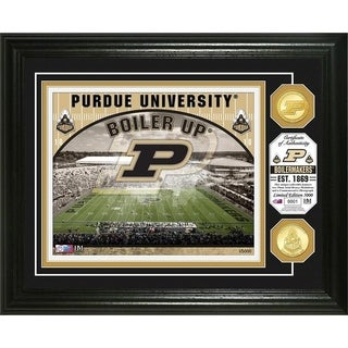 Purdue University Bronze Coin Photo Mint - Multi-color