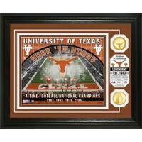University of Texas Bronze Coin Photo Mint - Multi-color