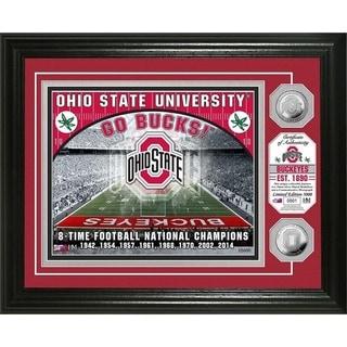 Ohio State University Silver Coin Photo Mint - Multi-color