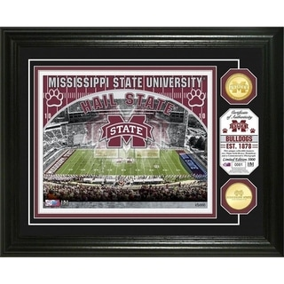 Mississippi State University Bronze Coin Photo Mint - Multi-color