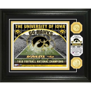 University of Iowa Bronze Coin Photo Mint - Multi-color
