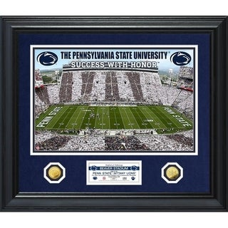 Penn State University Special Edition Gold Coin Photo Mint - Multi-color