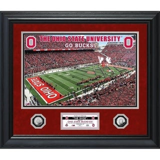 Ohio State University Special Edition Gold Coin Photo Mint - Multi-color