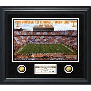 University of Tennessee Special Edition Gold Coin Photo Mint - Multi-color