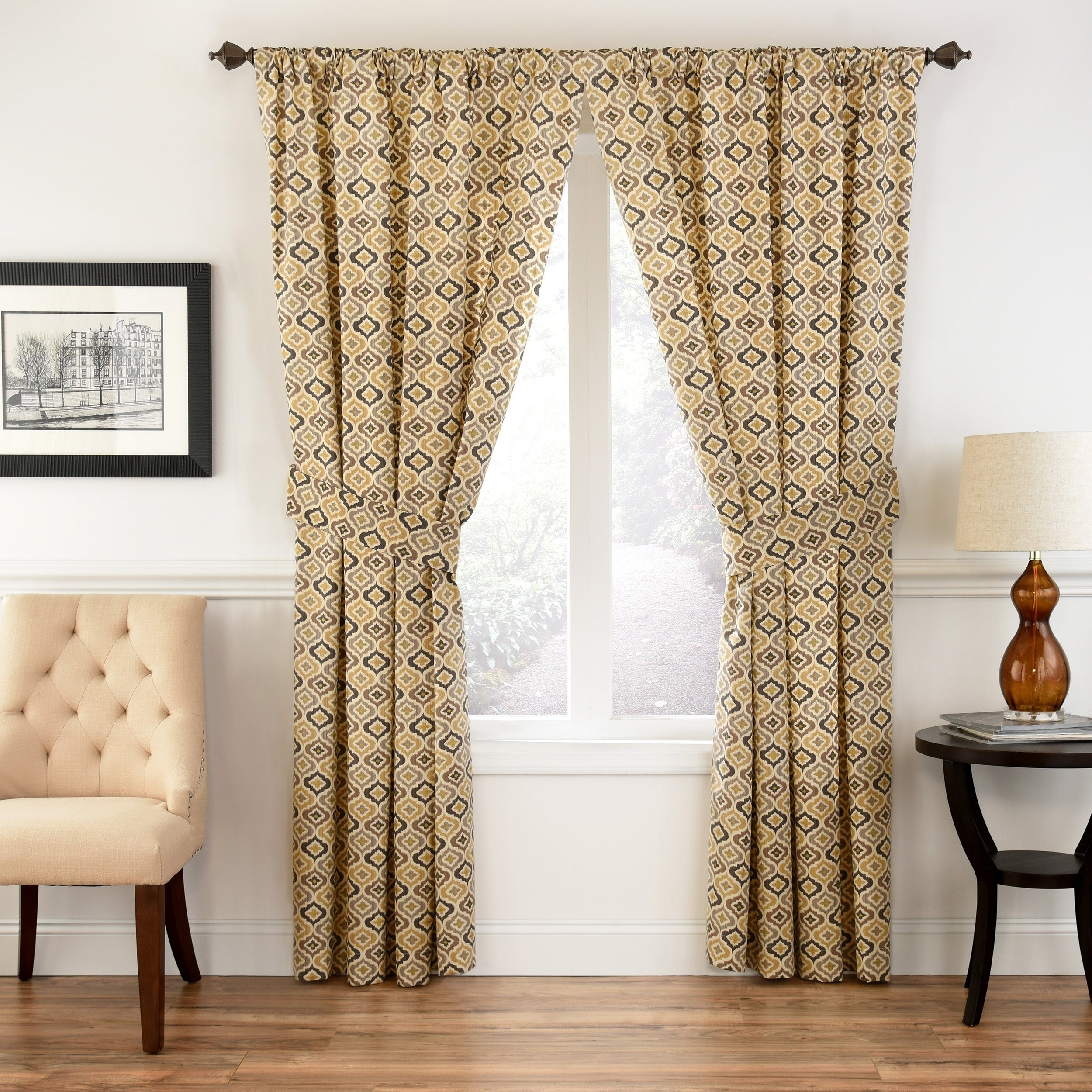 Waverly Drapes Window Treatments Best Home Decorating Ideas
