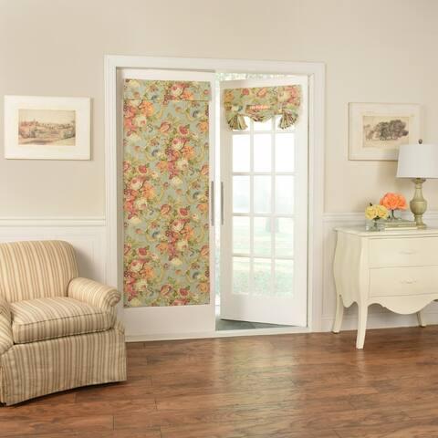 Waverly Spring Bling Window Door Panel - 26X68