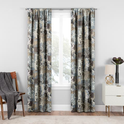 Eclipse Chiswick Blackout Window Curtain - N/A
