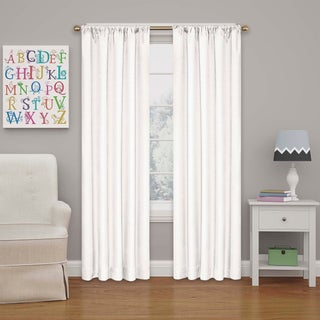 Eclipse Kids Kendall Blackout Window Curtain Panel (More options available)