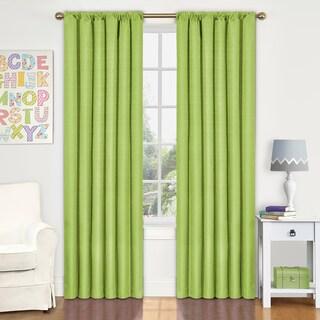 Eclipse Kids Kendall Blackout Window Curtain Panel
