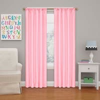 Eclipse Kids Kendall Blackout Window Curtain Panel