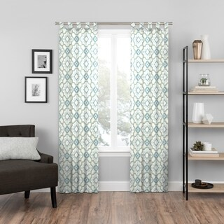 Pairs to Go Cecily 2-Pack Window Curtains