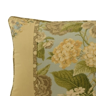 Waverly Garden Glory 14x20 Decorative Accessory Pillow