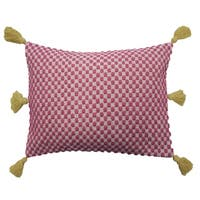 Waverly Key of Life Woven Pillow