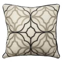 Waverly Castleford Embroidered Pillow