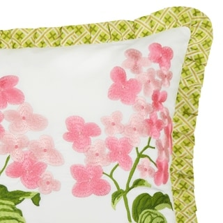 Waverly Emma's Garden 14x20 Decorative Pillow