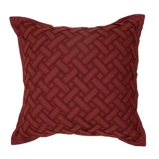 Waverly Fresco Flourish 16x16 textured decorative pillow