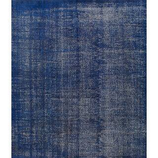 eCarpetGallery Hand-Knotted Color Transition Blue Wool Rug (7'0 x 8'0)|https://ak1.ostkcdn.com/images/products/17976895/P24151739.jpg?impolicy=medium