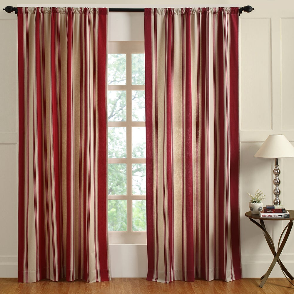 Canon Cotton 96 Inch Curtain Panel