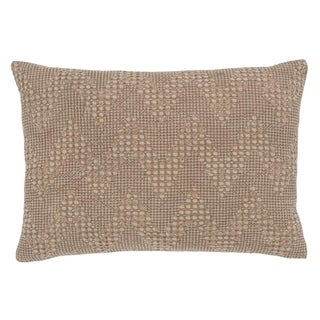 Geneva Cotton 14-inch x 20-inch  Rectangular Throw Pillow