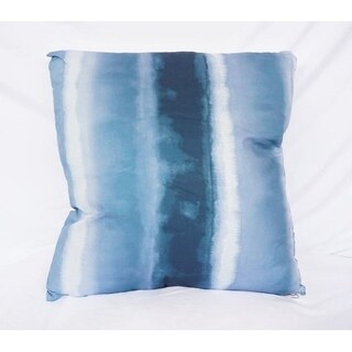 Spectrum - Nightfall Navy - Cotton Throw Pillow
