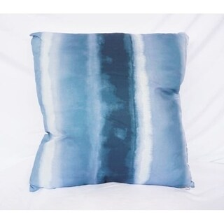 Spectrum - Nightfall Navy - Cotton Throw Pillow