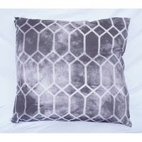 Prism - Alloy - Cotton Throw Pillow