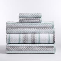 Carlyle Mineral 6 Piece Towel Set