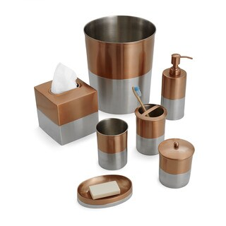 Empire 7-Piece Set Copper/Matte
