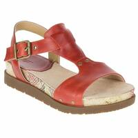 CAT by Caterpillar Women's Tiki Sandal Paprika