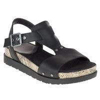 CAT by Caterpillar Women's Tiki Sandal Black