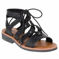 CAT by Caterpillar Women's Kobbi Sandal Black