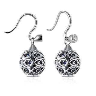0.925 Sterling Silver Classic Filligree Earrings