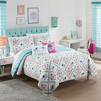 Waverly Kids Bollywood Reversible Comforter Collection