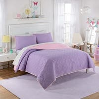 Waverly Kids Framework Reversible Quilt Collection