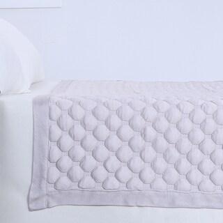 Berkshire Blanket Woven Octagon Throw
