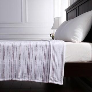 Berkshire Blanket VelvetLoft Artist's Stripe Blanket