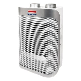 Impress IM-750W 1500-watt Ceramic Heater with Adjustable Thermostat
