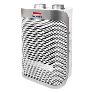 Impress IM-750W 1500-watt Ceramic Heater with Adjustable Thermostat
