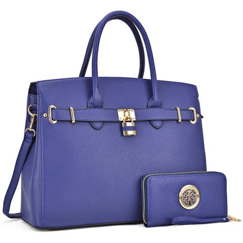 7cac4efd97c8 Buy Blue Satchels Online at Overstock | Our Best Shop By Style Deals