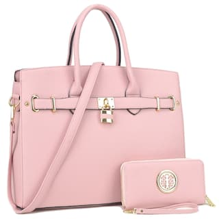 b5057f24dbbd Buy Pink Satchels Online at Overstock.com | Our Best Shop By Style Deals