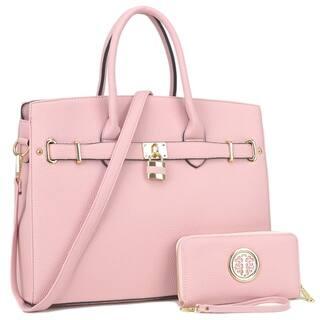 730ac49b0f0b Pink Handbags